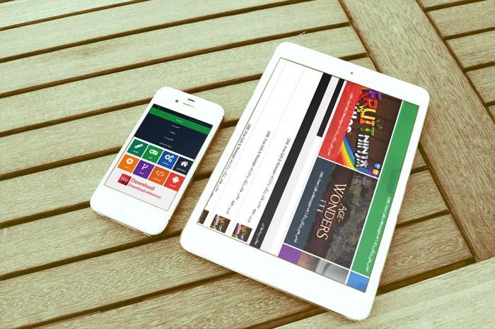 طراحی ریسپانسیو وب سایت با وردپرس