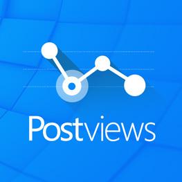 تعداد بازدید در قالب های وردپرس با پلاگین postviews