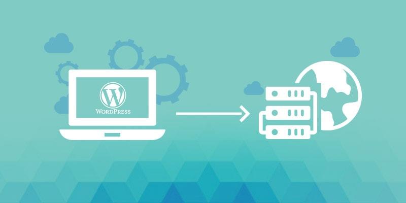انتقال سایت وردپرس به هاست جدید